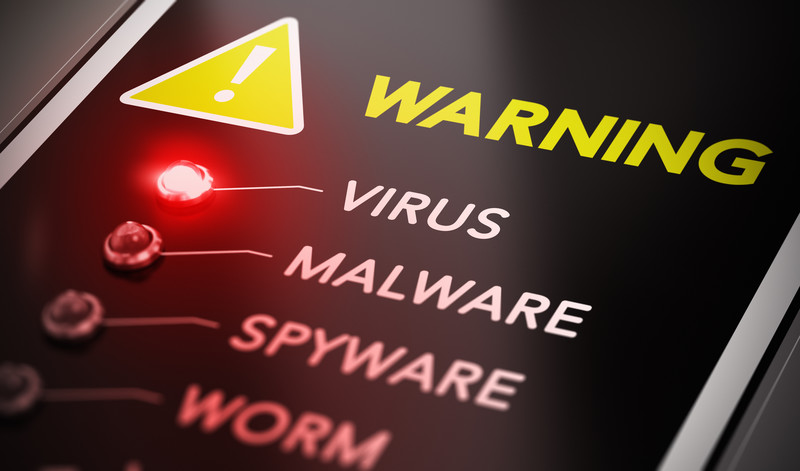 Virus & Spyware Removal